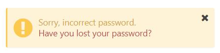 osclass oc-admin forgot password